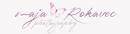 Maja Rokavec photography logo